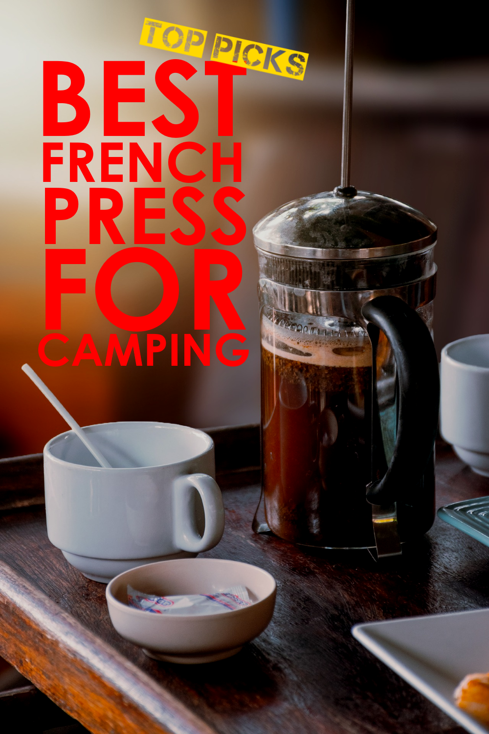 Best French Press for Camping